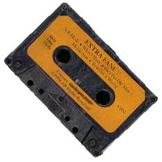 Extra Fancy tape